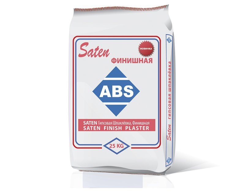 Шпатлевка  ABS Saten