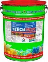 Тексипол — полуглянцевая эмаль для бетонного пола (с добавлением микронизированного мрамора). Тара 20кг