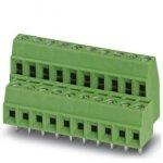 Клеммные блоки для печатного монтажа - MKKDS 1/ 7-3,81 - 1708071 Phoenix contact