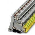 Клеммный модуль для подключения датчиков и исполнительных элементов - DOK 1,5-LA230/O-M - 2717061 Phoenix contact