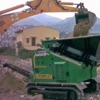 Дробилка щёковая компактная самоходная KOMPLET ITALIA LemTrack 48-25