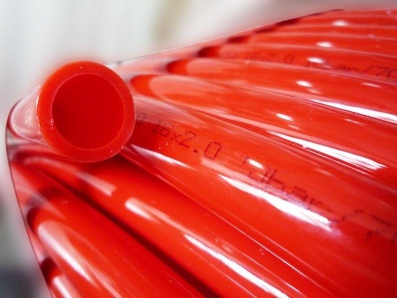 Труба для теплого пола из сшитого полиэтилена PE-RT