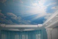 Недорогие и высококачественные натяжные потолки в магазине «Богатыри»