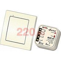 Комплект беспроводного управления освещением (1 канал), Zamel - ZM-RZB-01