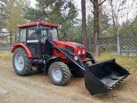 Фронтальный погрузчик ПТМ - 0,75 к трактору МТЗ 921.3