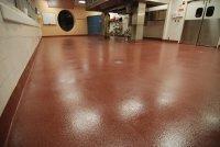 Полиуретан цементные полы для пищевого производства