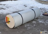 Рулонный термомат ФлексиХит: уникальная возможность продолжать строительство зимой