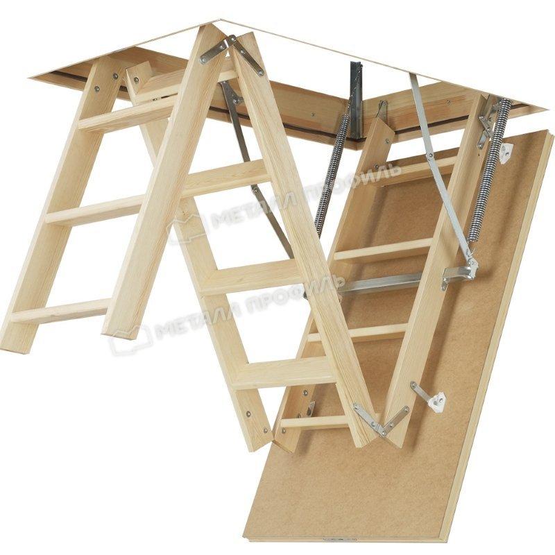 Лестница 70x120x335 LWS Plus SMART