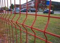 Забор 3D секционный