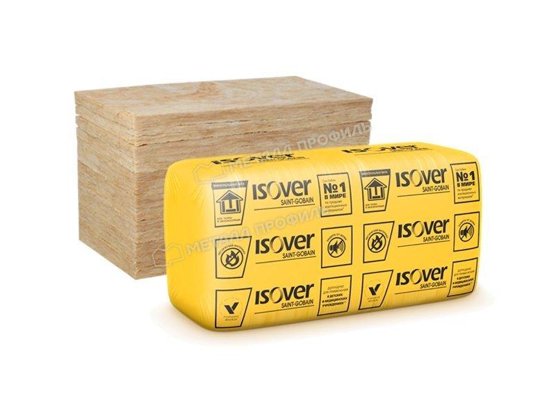 Теплоизоляционные плиты ISOVER ВентФасад Низ-50/Е 1170х610х50мм (0.714куб.м)
