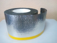 Фольгированная лента пароизоляционная самоклеящаяся ГПЛ