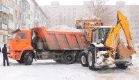 вывоз снега и мусора