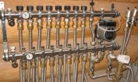 Эффективная гофрированная нержавеющая труба 15 мм для водяного теплого пола