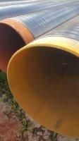 Трубы стальные электросварные 1220мм в ВУС (УС) изоляции. НАДЕЖНО!