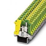 Клемма защитного провода - USLKG 10 N-1 - 0442082 Phoenix contact