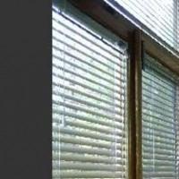 Жалюзи горизонтальные на пластиковые окна