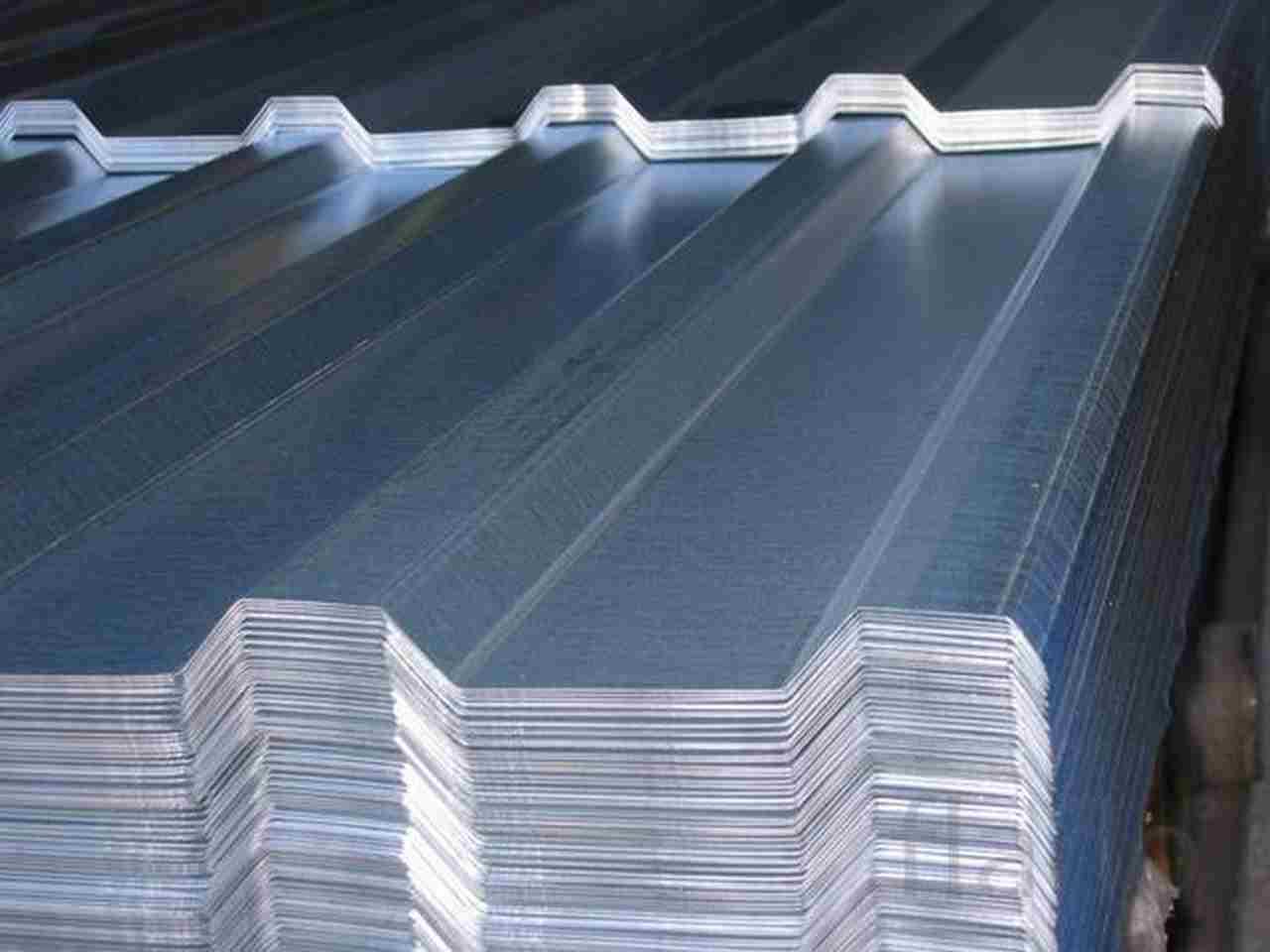 Профилированный лист МП-20 х1100-A,B,R цинк