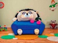 Ёжик детский диван