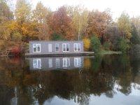 Модульный плавучий дом
