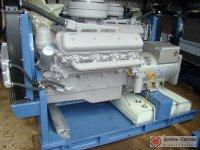 Дизель-генератор 100 кВт (АД-100С-Т400-Р ЯМЗ)