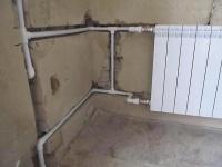 Наружные и внутренние сантехнические работы