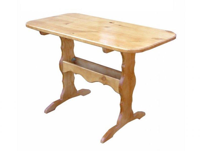 Стол кухонный деревянный Москва 4