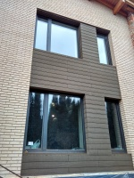 Деревоалюминиевые окна для российского климата!