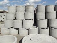 Кольца бетонные колодезные