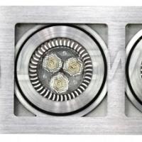 Светильник точечный светодиодный арт. MS02 (2х5 Вт). Альтернатива галогенной лампе 2х50Вт.