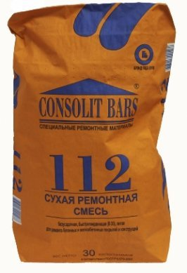 CONSOLIT BARS 112