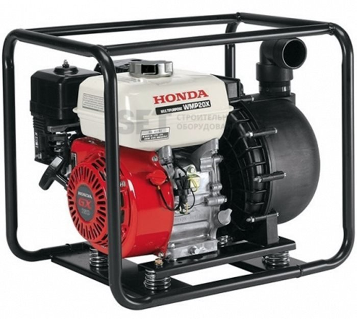 Бензиновая мотопомпа Honda WMP20X1 E1T