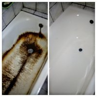 Эмалировка ванны в Саратове