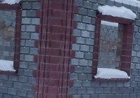 блок угловой декоративный