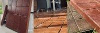 Тротуарная плитка и остальная продукция из полимеров от производителя