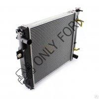 Радиатор охлаждения двигателя TOYOTA 7/8F15/30 (1DZII/5K/4Y)