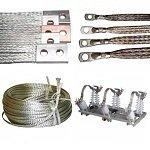 Перемычки заземления, плетеные шины, гибкие связи от производителя