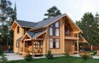 Дом в Львовских озерах