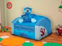 Морячок детский диван