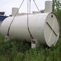 Индивидуальная канализация на 150 куб.м в сутки