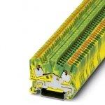 Клемма защитного провода - PTS 2,5-PE - 3211867 Phoenix contact