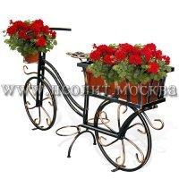 Садовые и парковые цветочницы, подставки для цветов