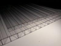 Поликарбонат сотовый прозрачный от 3,5 мм