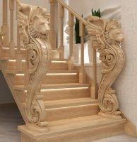 Лестницы под ключ от простых до элитных