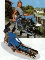 Гусеничное подъемное устройство «Stairmax»