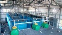 Станция очистки производственно-дождевых сточных вод (ПДСВ)