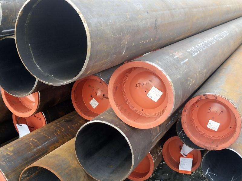 Труба стальная, Труба стальная сталь 09г2с, Труба стальная сталь 20
