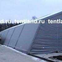 Тентовые быстросборные укрытия, ангары, тентовые конструкции