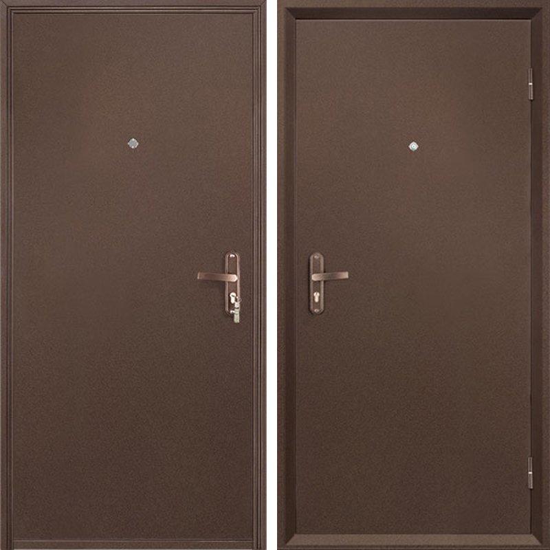 Входная металлическая дверь ПРОФИ 2050-850/950