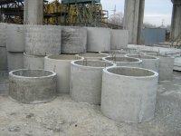 Кольца стеновые КС 10.9, КС 10.6, КС 15.9, КС 15.6 и крышки к ним