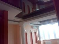 Двухуровневый натяжной потолок арт.DT-748 серии MSD Premium.